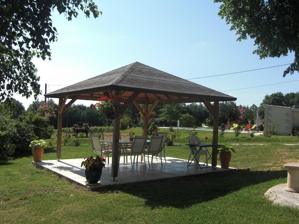 Aire camping-car à Blasimon (33540) - Photo 3